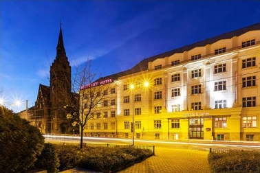 Mercure Ostrava Center, Janak restaurant & bar